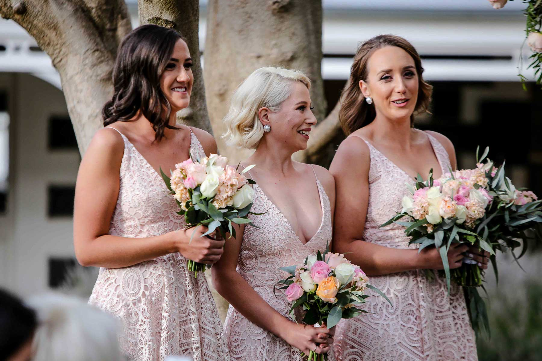 Bridesmaids - Karen Brothers Photography Daylesford