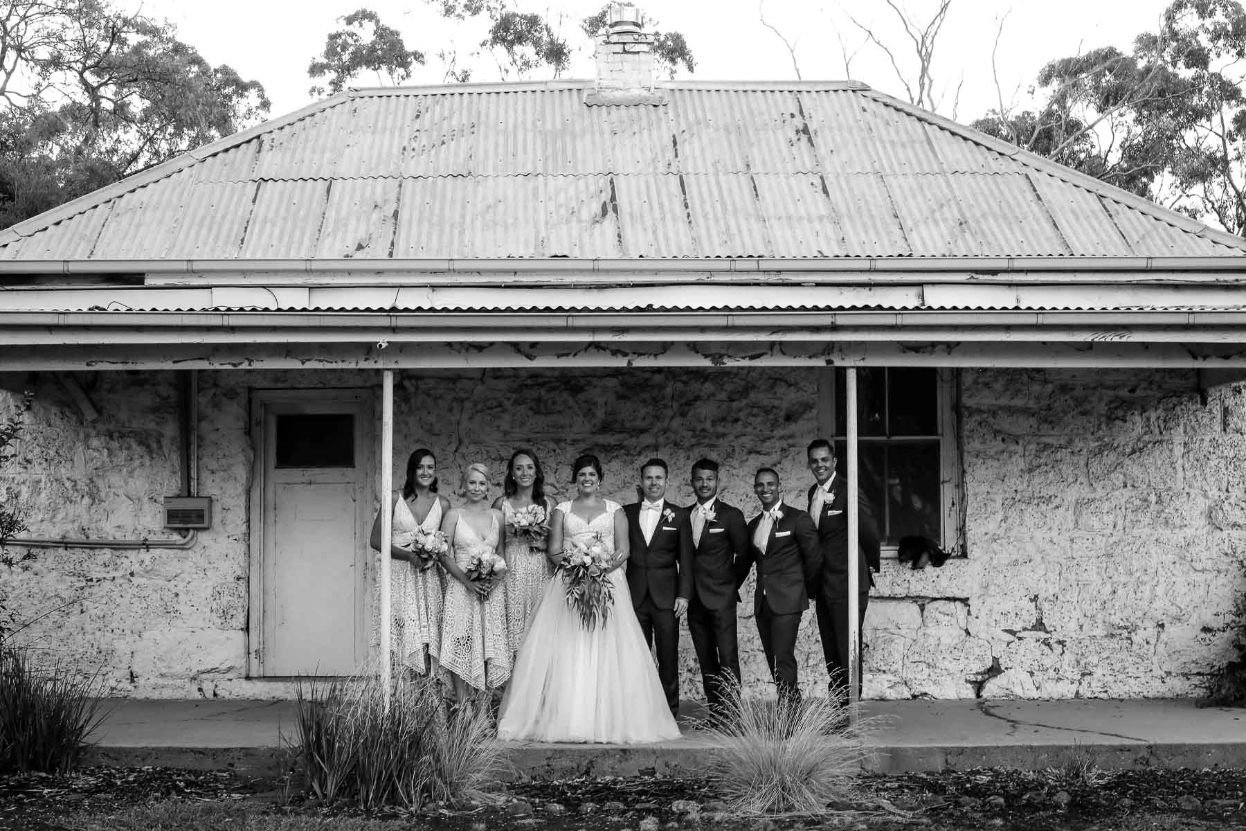 Wedding Portraits - Karen Brothers Photography Daylesford