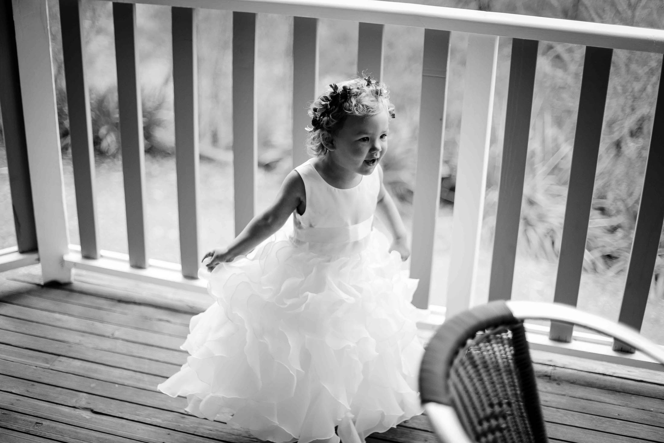 Flower Girl - Karen Brothers Photography Daylesford & Hepburn