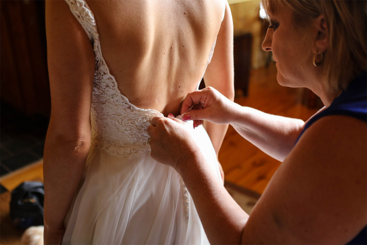 Wedding Prep Karen Brothers Photography